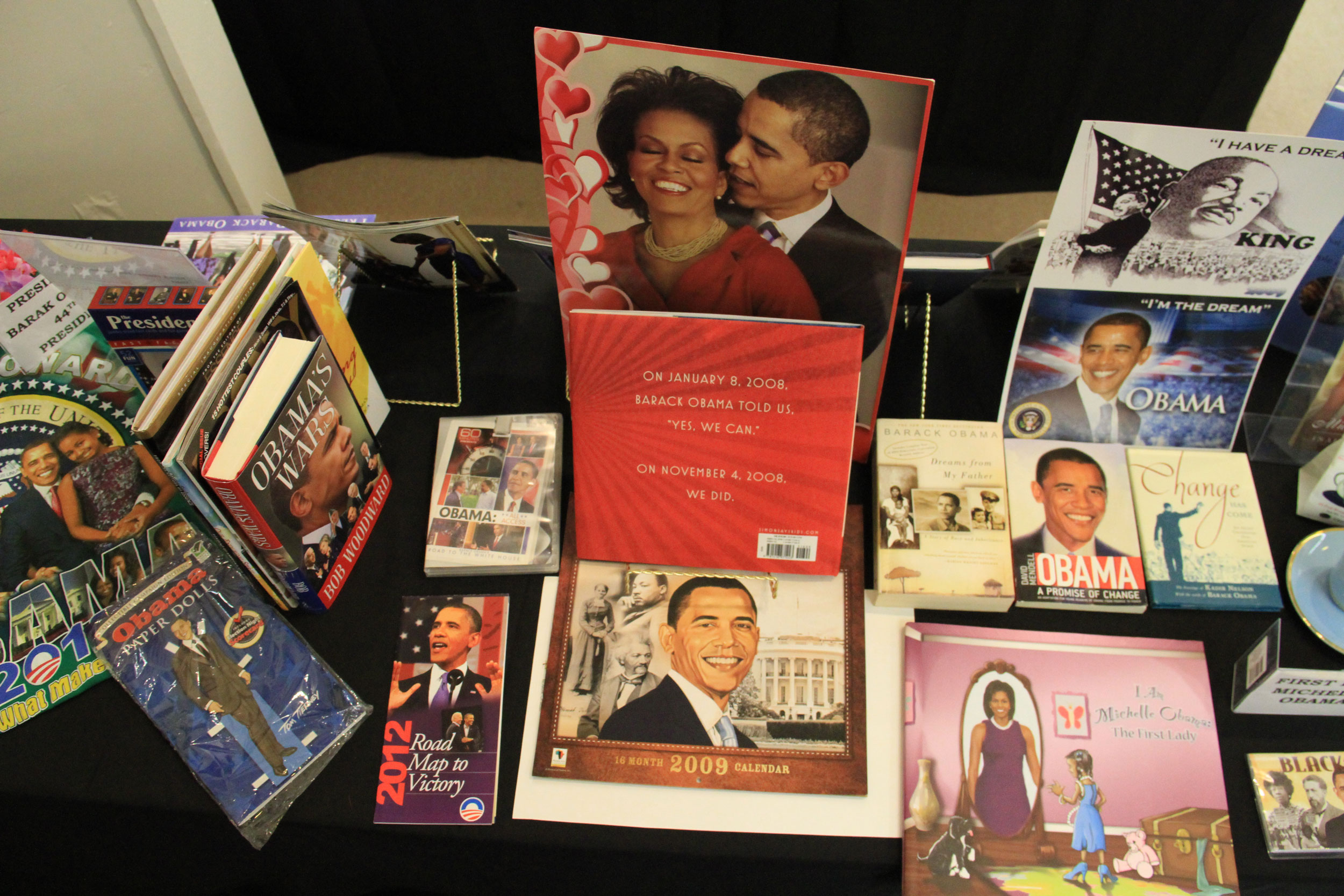 Barack And Michelle Obama Tribute