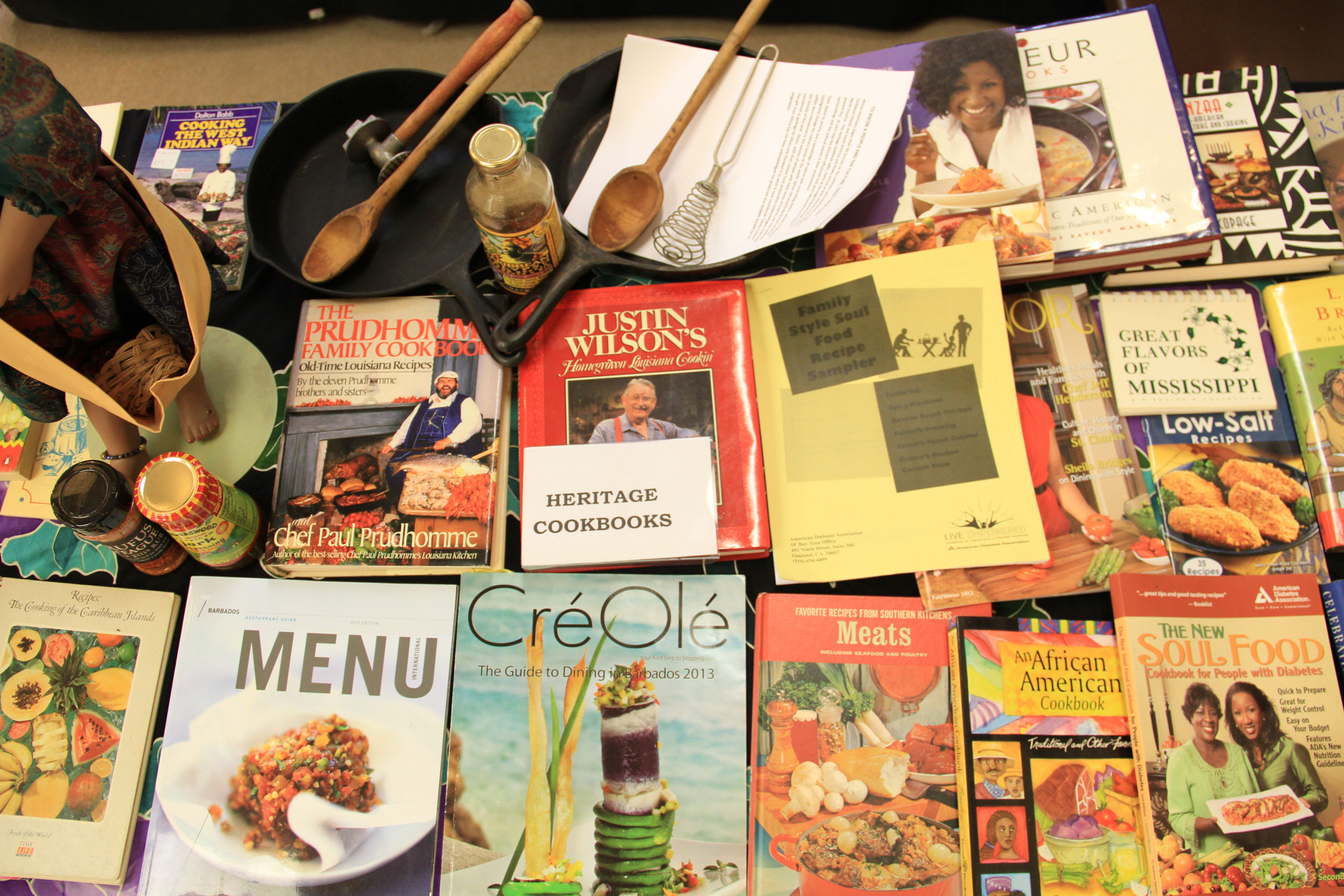 African American Cookbooks